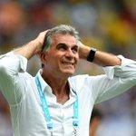 Carlos Queiroz has left his role as Iran (@TeamMeliIran) coach http://t.co/EQZ4v5YC5S http://t.co/jg61NQTrNd