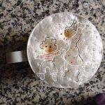 SCHAUMSPIELER! Gut, noch nen Kaffee von @AWNarses auf Reserve zu haben. #pareidoliaproject @vertipperdtages http://t.co/n2YPsyJjH6