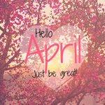 #GoodMorning #April #Spring #Jo #Jordan http://t.co/kp924r1ny9