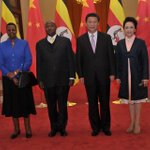 China has granted Uganda to export 400 products to China, quota and tax free. This is a good opportunity for Uganda. http://t.co/jxrExDzFij