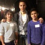 Pacquiao sons meet Warriors' Steph Curry http://t.co/WkZr0S43Rr | @BLozadaINQ http://t.co/9bHl0taeqh