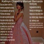 The reason why I truly love and admire you, Kathryn Chandria Manuel Bernardo ???? #RespectKathrynBernardo http://t.co/73qGdN78ms