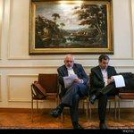 جلسات کاری هیات ایرانی در محل برگزاری مذاکرات هستهای در لوزان، صبح امروز http://t.co/lG0bwDH8cG