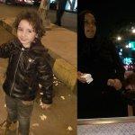 شخص لقى الولد ده مع شحاته واقفه في روكسي امام كافيتريا امفتريون في الإشارة وشاكك انه مخطوف شير يمكن نوصل لاهله #مصر http://t.co/EWIS3p9OMV