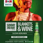 Welcome to April Kampala. We are on again. 3rd May 2015 @ the Uganda Museum Grounds. Spread the word. http://t.co/ayBQv3lPtj