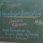 Universalizar la educación desde el 1 dia, con jardines mat en toda la Prov. Igualdad de oportunidades desde la cuna! http://t.co/5YbDobumWV