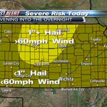 Based on new data coming in weve made some changes regarding the severe threat. Details: http://t.co/vuiS446iOi http://t.co/0hoNcbGP3l