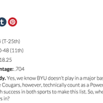 BYU is #10 in the Sporting News football-basketball programs since 2010. #BYUSN http://t.co/gCzxqukTKr http://t.co/1jYPr3kTa3