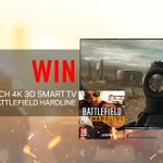 RT: @IGNUK RT for your chance to win a 40-inch 4K TV and a copy of #BFHardline! http://t.co/9ticuhdWr9 UK, 18+ http://t.co/Y7THc7wN1n