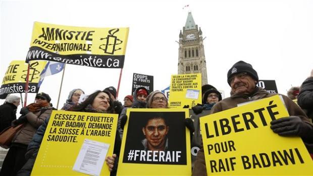Exclusive: Saudi Arabia to Quebec: Stay out of @raif_badawi case http://t.co/u1V0vDHxhc http://t.co/rXZGZrLlpK #assnat #polqc #RaifBadawi