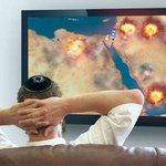 العرب يقتتلون فيما بينهم واليهود يتفرجون ويستمتعون #عاصفة_الحزم #تكريت_تعود_لحضن_الوطن http://t.co/Ia9AKgW6Kj