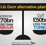 Only the Lib Dems have a plan that stays the course for the future – the Tories dont #GE2015 http://t.co/7a7SeYhhwE http://t.co/OsuXqehT5w
