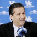 Six years ago today Coach Cal was introduced as the new head coach of #UK. I think things have worked out well. #BBN http://t.co/aYQ3Dnblgf