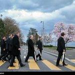 Iranian Beatles in Lausanne. #IranTalks http://t.co/jqcKTy65BI