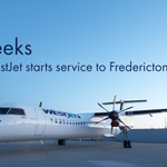 No #AprilFools joke: In just 2 weeks, @WestJet starts service here in #Fredericton! http://t.co/L966pDzVzj