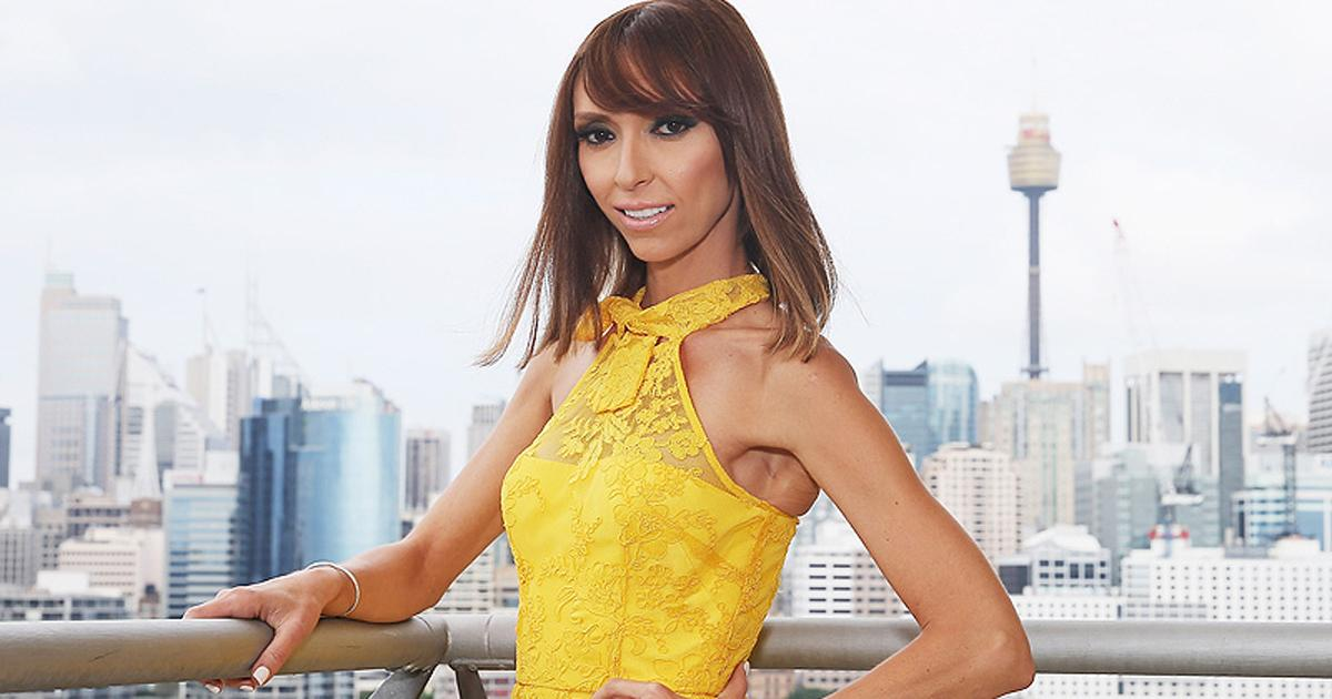 """Giuliana Rancic speaks out about her weight: """"I look in the mirror and it's hard for me"""""""