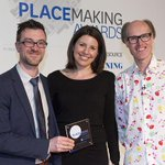 Proud to say that we won the award for partnership working at the #placemakingawards last night. #sheffieldissuper http://t.co/cgjShRnyaB