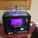Students are 3D printing @UNBTME for the @UNB #Engineering #Design Symposium on April 8th. http://t.co/I1jBWwIFXl http://t.co/nPV0Ds7Hct