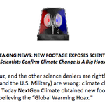 Tom Steyer environmental groups April Fools joke is admitting climate science is bunk, with a Drudge siren and all http://t.co/MMywRBEnvh