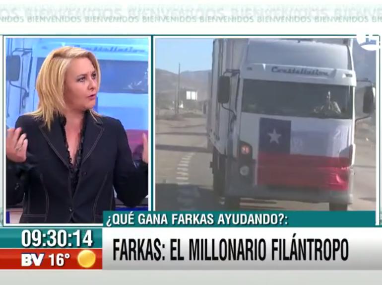 """#Bienvenidos13 (@Bienvenidos13): .@pamjiles: """"Una sola persona dona la séptima u octava parte de lo que puso el Gobierno"""" LA ABUELA en #BV13… http://t.co/4julq1qLaM"""