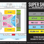 "Bunuh hayati sajaaaa>_<""@synergism_Ent: Seating Plan Super Junior ""Super Show 6"" In Jakarta http://t.co/yTQPAiJ4vZ"""