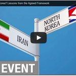 Is #Iran the new #NorthKorea? LIVE at 9AM. @AmbJohnBolton @mrubin1971 @PerkovichG N. Eberstadt http://t.co/iPAucvET21 http://t.co/5PU2BU5Z71