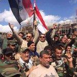 استعراض داعش في الموصل مثل استعراضهم في تكريت اين الدواعش اليوم من تكريت المحررة #ولاية_صلاح_الدين #ولاية_نينوى #داعش http://t.co/hvu4wdkFYP