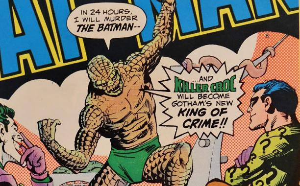 .@DarrenFranich on Killer Croc and the end of the Christopher Nolan era: