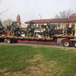 J. C. Nichols Fountain is one of KCs most beloved. Horses will be hoisted back into fountain base 1 by 1. http://t.co/811P78zeD0 ^KF