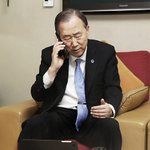 In phone call, @UN chief congratulates #Nigerias President-elect Buhari http://t.co/ijNTSdFJEG #Nigeriadecides http://t.co/VUd40lcPcE