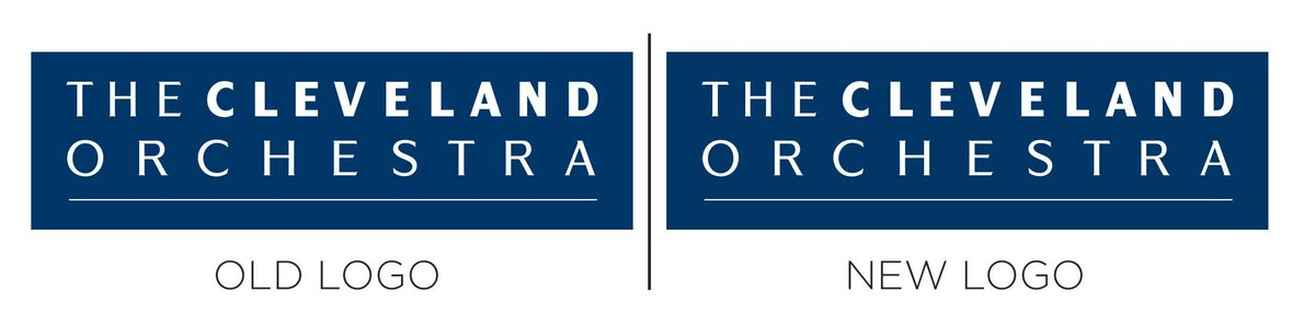 """BREAKING - We've unveiled a new logo today. """"Our updated logo is reflective of today's modern Cleveland,"""" http://t.co/gYRFWZjSKY"""
