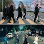 Beatles Walk #IranDeal #IranTalks http://t.co/7CqbRnV5WH