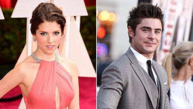RT @THRmovies: Anna Kendrick Joins Zac Efron in Comedy 'Mike and Dave Need Wedding Dates'