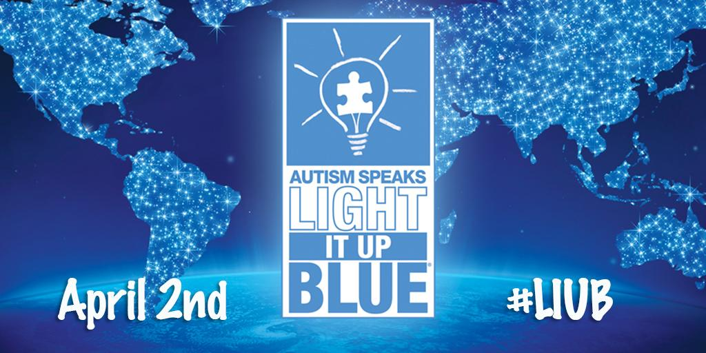 It is officially World Autism Awareness Day! Join the #LIUB movement at http://t.co/y9jTXiI36o http://t.co/rUbsnQlFPI