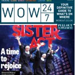 sneak preview of tomorrows @peterboroughtel ents guide @KeyTheatre #sisteract #Peterborough http://t.co/GIBlBO2Ale