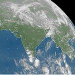 Latest Satellite Image of Nepali Sky (NPT=UTC+5.45) [Auto tweet] #Weather: http://t.co/X1fEYdVqoo #SatImage #Nepal http://t.co/CkgVLbwQpI
