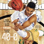 This weeks regional cover: @KentuckyMBB is on the brink of history http://t.co/ifvP1FEQSq http://t.co/S9oI9PDwAC