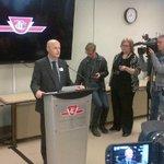 [LIVE] MT @joe_warmington: #TTC boss Andy Byford addressing media on transit officers http://t.co/QD3s2oBf59 http://t.co/hTL4ZOPaNo #TOpoli