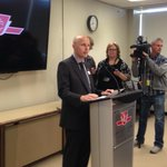 """#TTC Chair Andy Byford begins: """"I have asked @TorontoPolice Chief to let an independent investigation begin."""" #TO http://t.co/bypMztSKFD"""