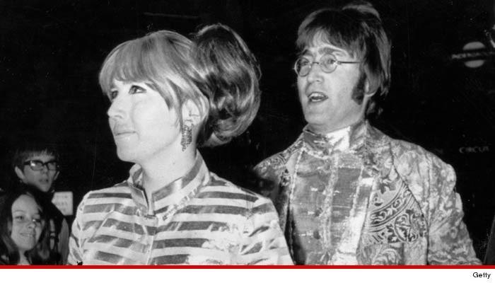 Breaking: John Lennon's first wife, Cynthia Lennon, dies at 75