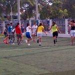 Nuevos talentos futbol femenino @diegosaviola10 #CaliCo http://t.co/3OJyZEsqwQ