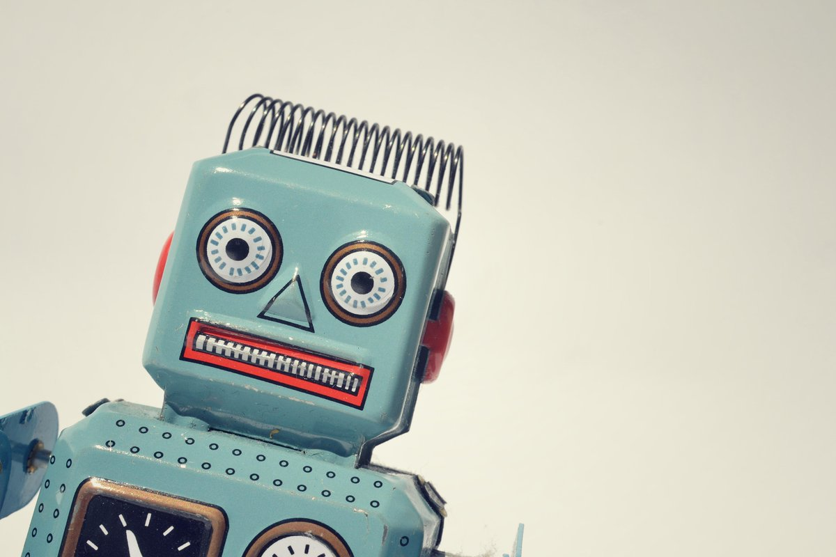 Learn to stop worrying and love the bots... http://t.co/FZVlkSD7lA #maketechhuman @nokia http://t.co/9vb5UiITok