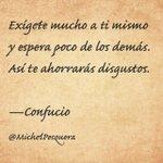 RT MichelPesquera: Exígete... http://t.co/8k3KrbcQkf