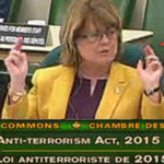 """VIDEO: Conservative uses """"air quotes"""" to dismiss #C51 concerns from legal experts: http://t.co/uuITzlIKQt #cdnpoli http://t.co/aQvXfv6L2R"""