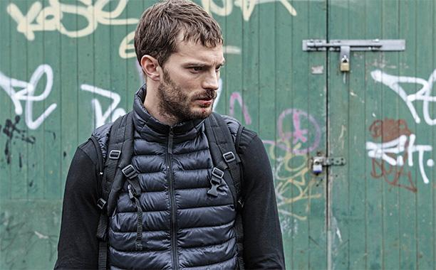 Jamie Dornan briefly stalked someone to get into character for @TheFallTV: