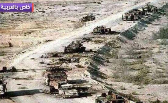 """العربية: صورة """"حصرية"""" لعملية عاصفة الحزم ...تعود إلى حرب الخليج http://t.co/LYnDv9CDhT http://t.co/dzNLtchBpD"""