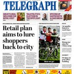 This weeks @shftelegraph: #Sheffield wants top stores for its retail scheme, as talks are under way with John Lewis. http://t.co/gR4Q8x3gLo