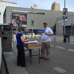 RT @KCMO: Selling until 1:30 pm, get a @Royals Ave. street sign for only $20! Drive or walk up outside @SprintCenter. http://t.co/m5GTMf7WtF