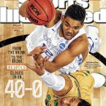 Cats are on the cover of Sports Illustrated again? You better believe it. Thats three times this season. @KATis32 http://t.co/40QdZnzQ3S