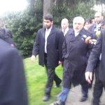 #Iran FM Zarif walking outside. #Irantalks http://t.co/7byCtEjlfa
